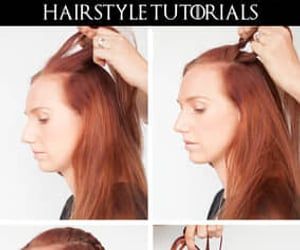 game of thrones hairstyle and sansa stark hair image