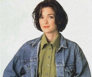 1990 and winona ryder image