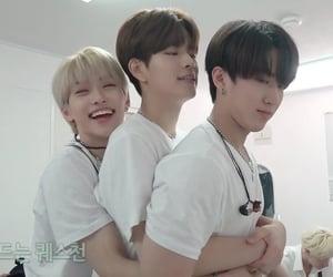 felix, seungmin, and kpop image