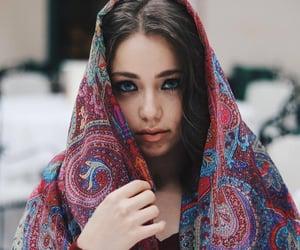 arab, girl, and grunge image