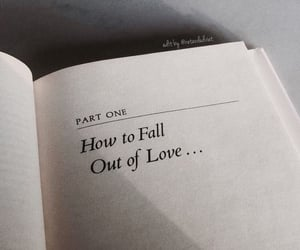 book, words, and love image