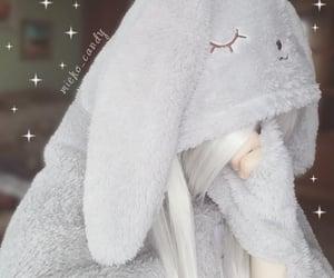 anime, bunny, and ears image