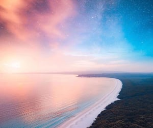 adventure, australia, and beach image