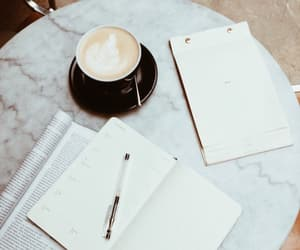 books, inspo, and coffee image