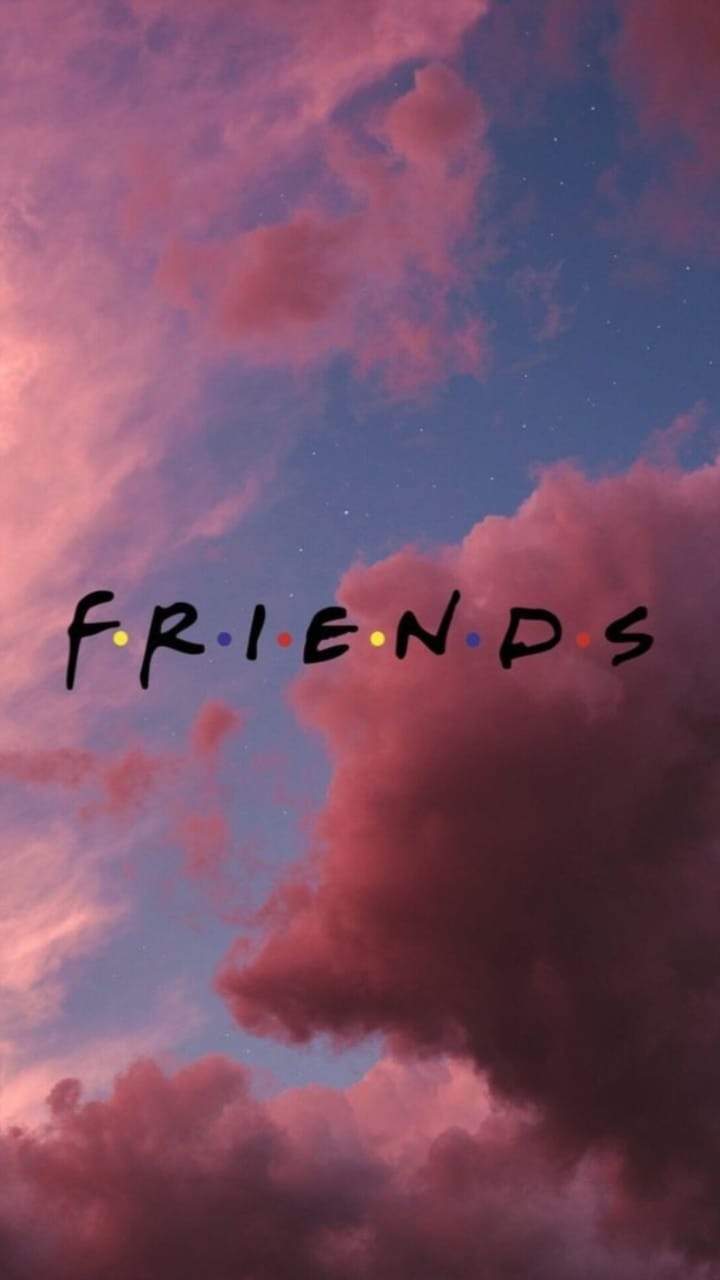 Friends Wallpaper Shared By Too Cool For You On We Heart It