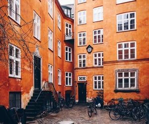 bicycles, denmark, and lifestyle image