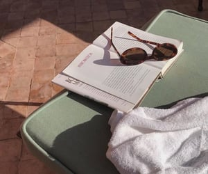 aesthetic, books, and Sunny image