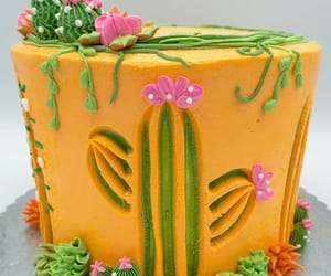 art, dessert, and bakery image