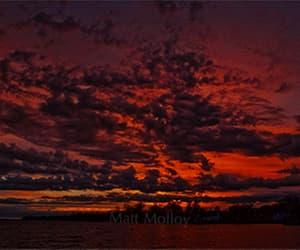atardecer, gif, and sunset image