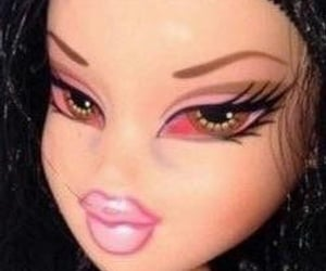 aesthetic and bratz doll image