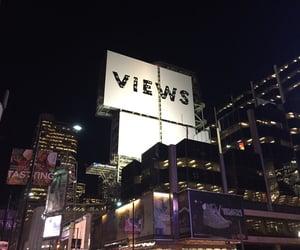 view, city, and dark image