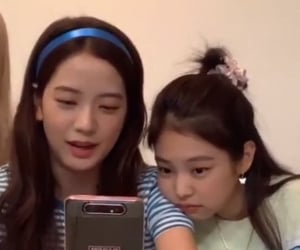 low quality, blackpink, and cute image