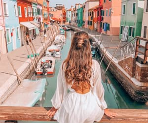 italy, travel, and girl image