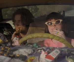 the doom generation, 90s, and grunge image