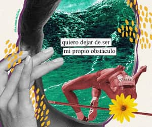 frases, man, and obstacle image