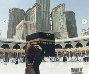 girl, islam, and islamic image