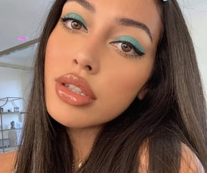 makeup, cindy kimberly, and beauty image
