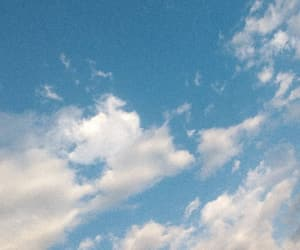 blue, photograph, and sky image