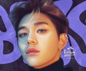 fanart, lucas, and nct image