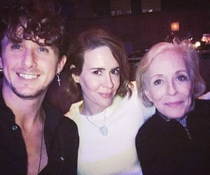 ahs, holland taylor, and american horror story image