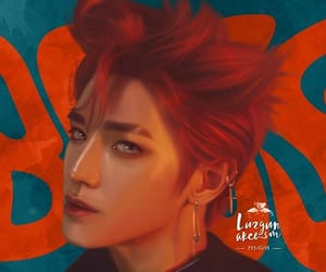 fanart, nct, and kpop image