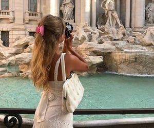 fashion, girl, and italy image