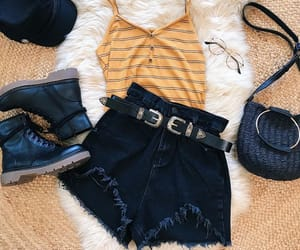 fall, trendy, and fashion image