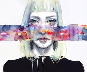 art, Ilustration, and silvia pelissero image