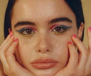euphoria, glitter, and makeup image