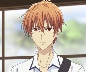 anime, anime boy, and kyo sohma image