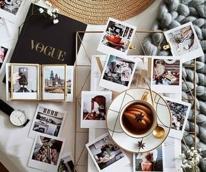 aesthetic, coffee, and dreamy image