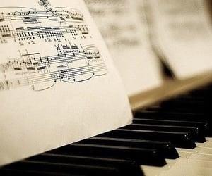 inspiracion, piano, and partitura image
