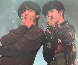 bts, jin, and kim seokjin image