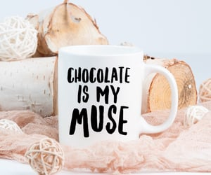 etsy, chocolatelovers, and hot cocoa lovers image