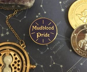 harry potter, mudblood, and hermione granger image
