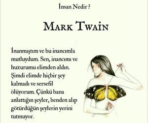 mark twain, alıntı, and çeviri image