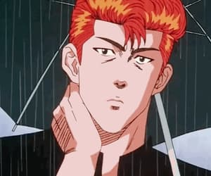 90s, slam dunk, and anime image