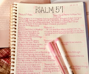 bible study, bible journaling, and morning quiet time image