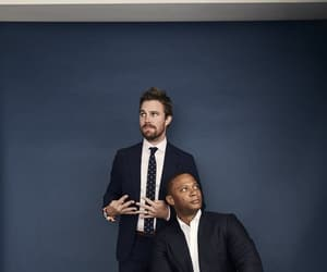 oliver queen and john diggle image