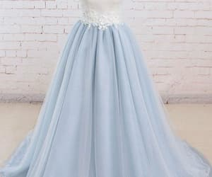 clothes, prom dresses, and dresses image