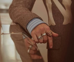 aesthetic, beautiful, and rings image