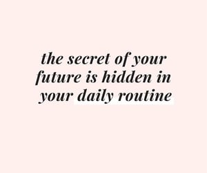 quotes, future, and inspiration image