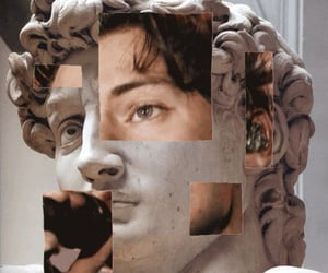 aesthetic, Harry Styles, and art image