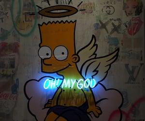 alternative, angel, and art image