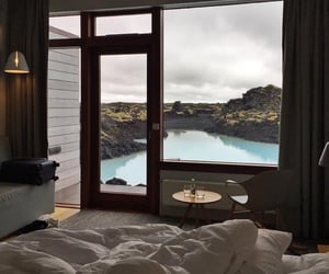 bedroom, home, and view image