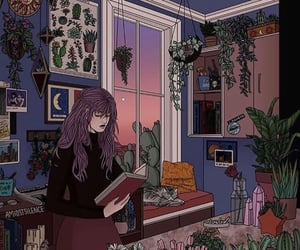 draw, wallpaper, and girl image