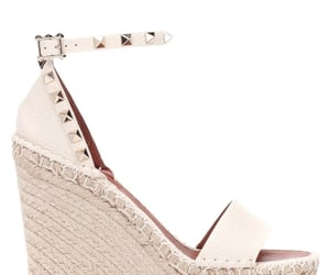 Nude, sandals, and Valentino image