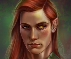 spring court, acotar, and acomaf image