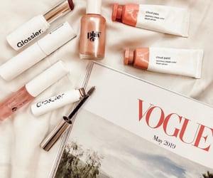 beauty, glam, and magazine image