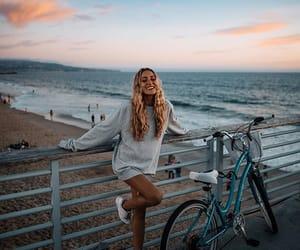 beach, crush, and damn image